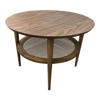 Round Lane Side Table