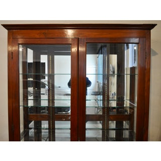 Walnut Directoire Style Cabinet Preview