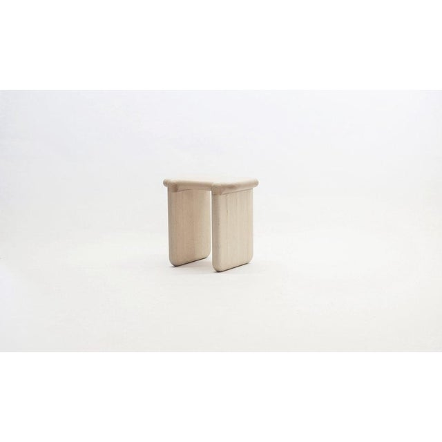 Loïc Bard Stool Bone 01 For Sale In New York - Image 6 of 6