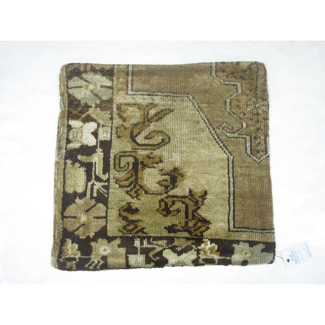 Turkish Earth Tone Pillow Sham - Image 2 of 3