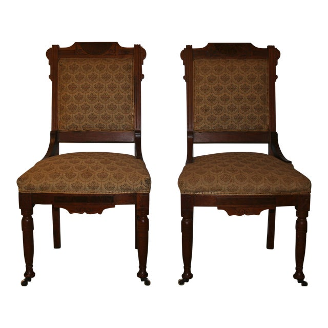 Pleasing Carved Wood Accent Chairs A Pair Unemploymentrelief Wooden Chair Designs For Living Room Unemploymentrelieforg