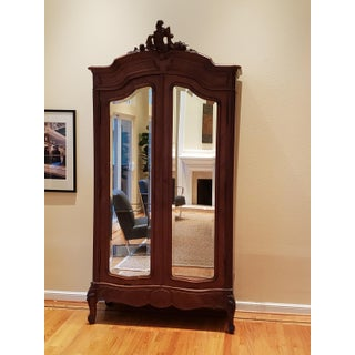 19th Century Vintage French Armoire Preview