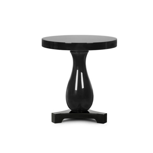 Contemporary Hudson Side Table From Covet Paris For Sale - Image 3 of 6
