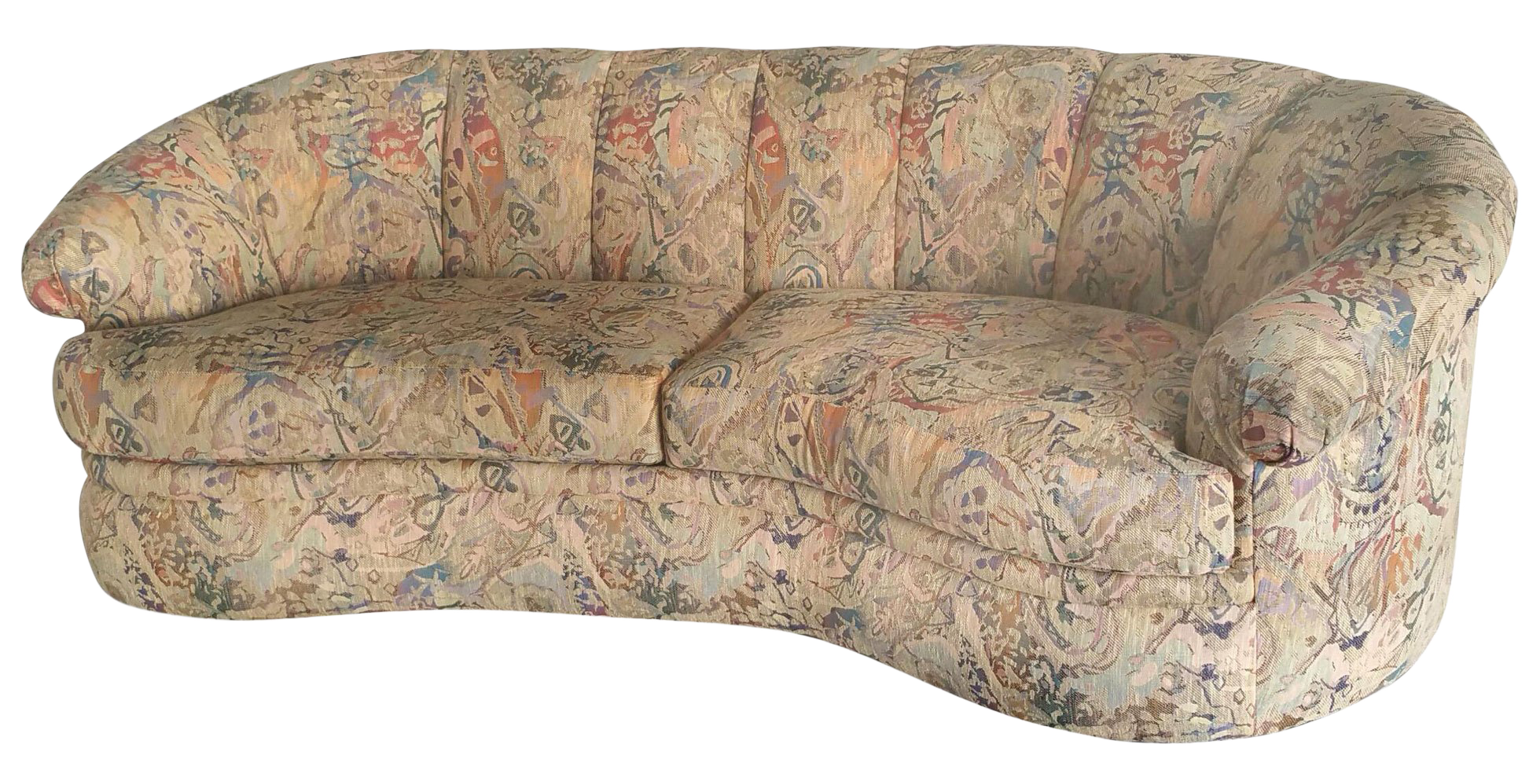 Thayer Coggin Sofa Custom Vintage Chairish