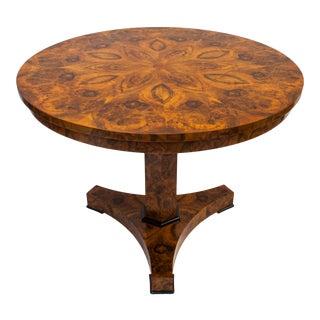 Biedermeier Center/Hall Table For Sale