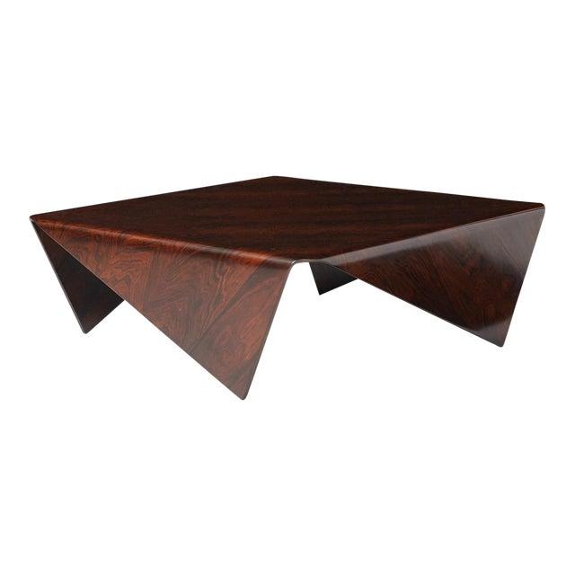 Andorinha Table by Jorge Zalszupin For Sale