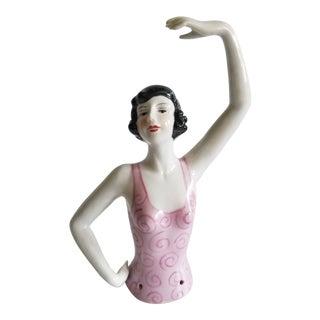 Art Deco Pincushion Doll For Sale