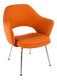 Image of Burnt Orange Corner Chairs