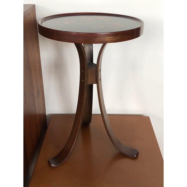 Dunbar Furniture Pair of Dunbar Constellation Tables For Sale - Image 4 of 8