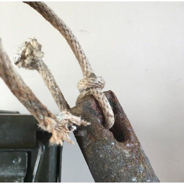 Antique Iron Window Weight - Image 3 of 6