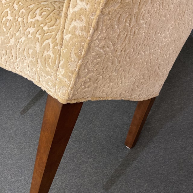 Decorators Walk John Oetgen Collection Chairs - a Pair For Sale - Image 9 of 12