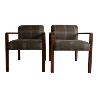 1960s Vintage Paul Smith Armchairs - A Pair For Sale