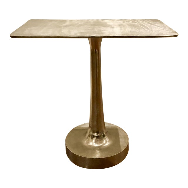 Arteriors Bellamy Rectangular Side Table For Sale