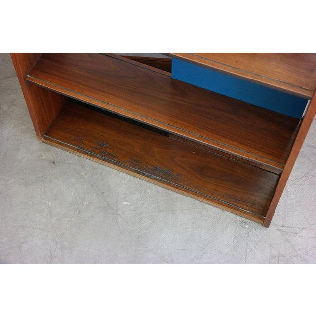 Evans Clark Color Block Bookcase - Image 7 of 7