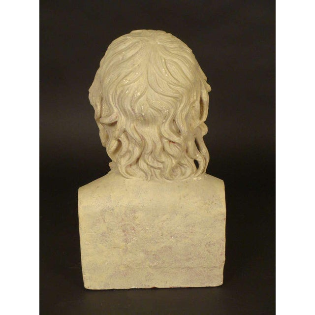 Composition Bust of Euripides - Image 3 of 11