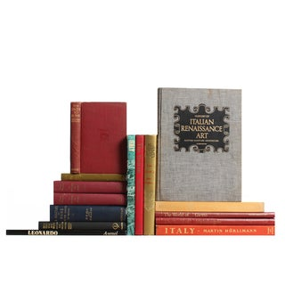 Italian Art History & Landscapes - 15 Decorative Books