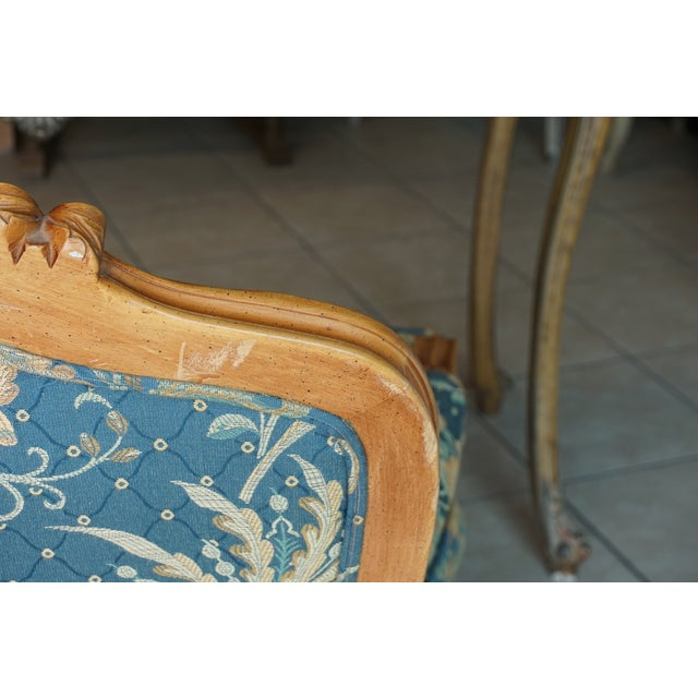 Comfortable Giant Hand Carved Club Chair - Image 10 of 10