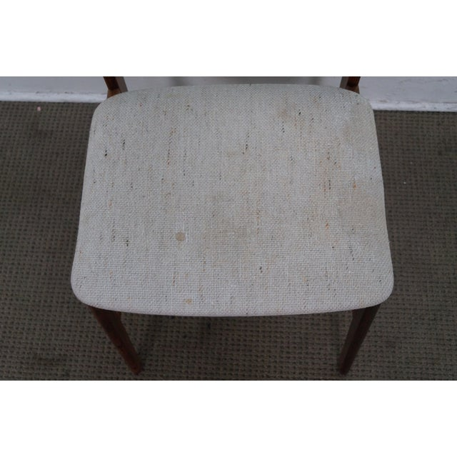 Danish Modern Rosewood Side Chairs - A Pair - Image 9 of 10