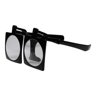 Mid-Century Optometrist Magnifying Glasses, C. 1950s