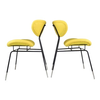 Italian Midcentury Gastone Rinaldi Chairs for Rima, Set of Two, 1950s For Sale