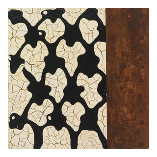 """Lynn Basa, """"Loosely Patterned After: Black Lattice"""" For Sale"""