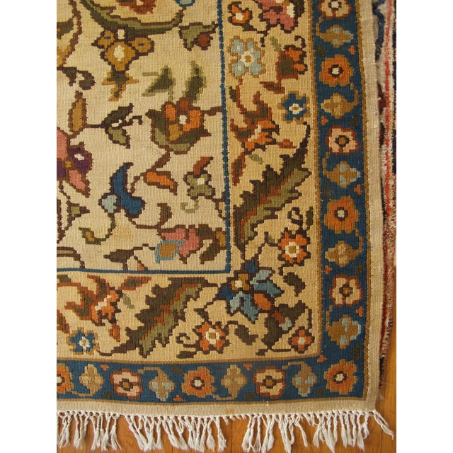 Bessarabian Room-Size Woven Kilim - Image 2 of 10