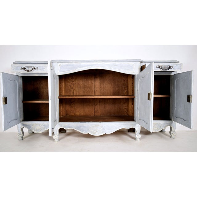 French Louis XV Sideboard - Image 8 of 11