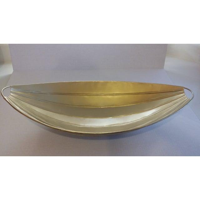 Decorative Gold Bowl - Image 2 of 5
