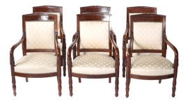 Image of Edwardian Dining Chairs