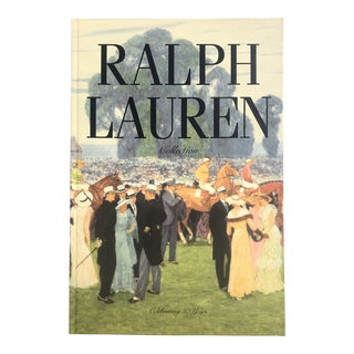 Limited Edition Ralph Lauren Collection Book For Sale