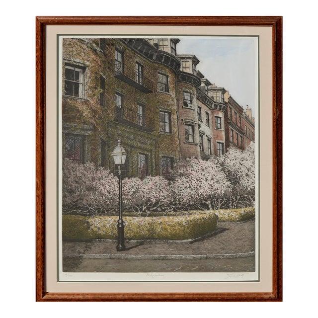 Magnolia, Beacon Hill Boston by John Colette For Sale