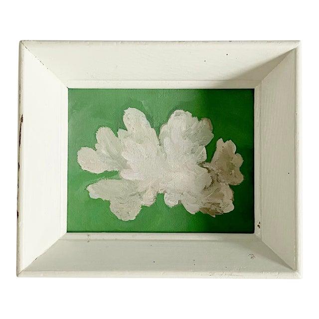Vintage Memo Faraj Coral Fragment Nautical Science Sea Life Painting For Sale