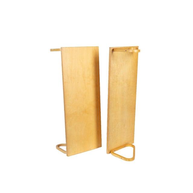 1970s Alvar Aalto Shelves - a Pair For Sale - Image 10 of 10