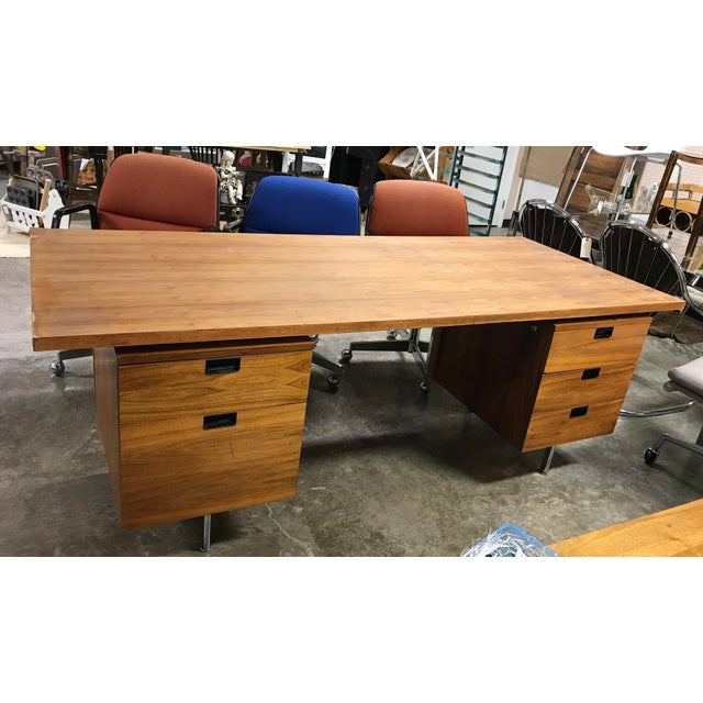 George Nelson for Herman Miller Executive Desk - Image 2 of 11