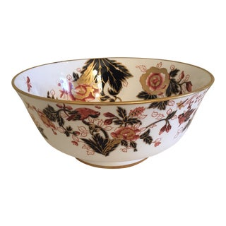 Coalport Porcelain Decorative Bowl For Sale