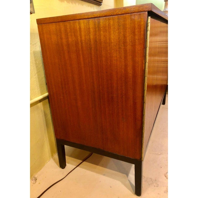 1960s Paul McCobb for Calvin Mid-Century Chests or Nightstands - A Pair For Sale - Image 5 of 12