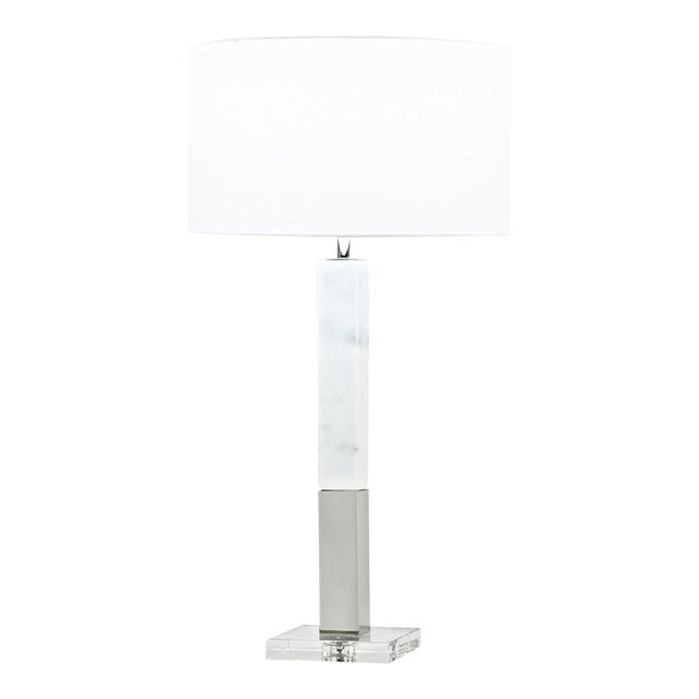 FlowDecor Howard Table Lamp For Sale - Image 4 of 4