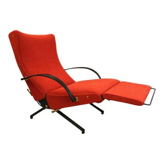 Original Osvaldo Borsani P40 Lounge Chair For Sale