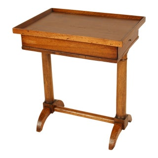 Charles X Tray Top Occasional Table For Sale