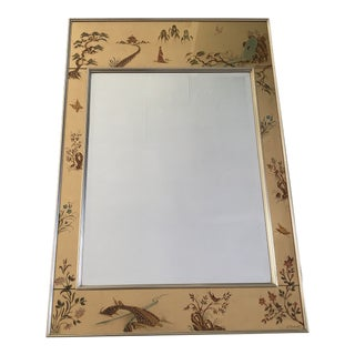 Chinoiserie La Barge Mirror For Sale