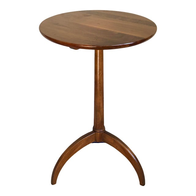 Pennsylvania House Shaker Style Candle Stand Side Table For Sale