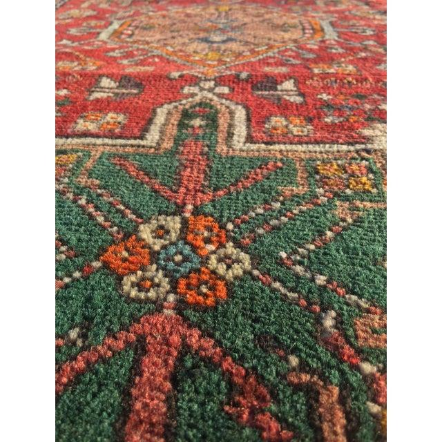 """Vintage Persian Karajeh Runner - 2'7"""" X 8'7"""" - Image 10 of 11"""