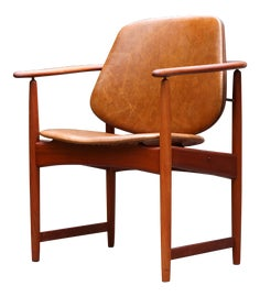 Image of Teak Lounge Chairs