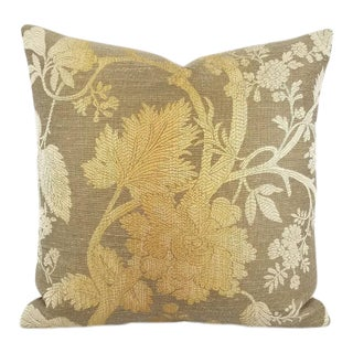 Nina Campbell for Osborne Little Amazonas Pillow Cover For Sale