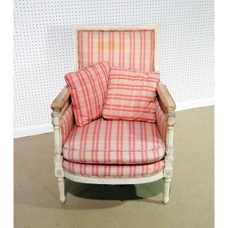 Swedish Style Bergere & Pillows Preview