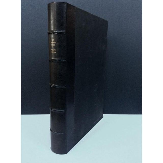 "Thierry Despont Lithograph Portfolio of Rimbaud's Poem ""Le Bateau Ivre"" For Sale In New York - Image 6 of 10"