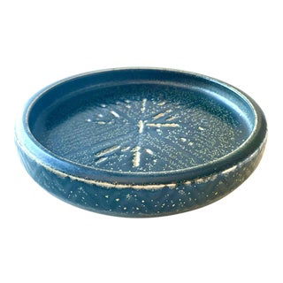 Mid-Century Ceramic Serving Dish by Carl-Harry Stålhane For Sale