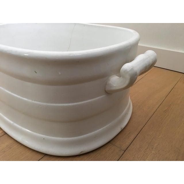 Large Ceramic Decorative Bowl - Image 4 of 8