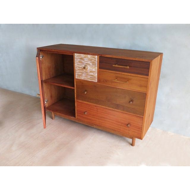 Masaya & Company Mixed Hardwood Dresser - Image 4 of 6