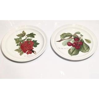 "Pomona Portmeirion ""The Goddess of Fruit"" Plates- Set of 2 Preview"